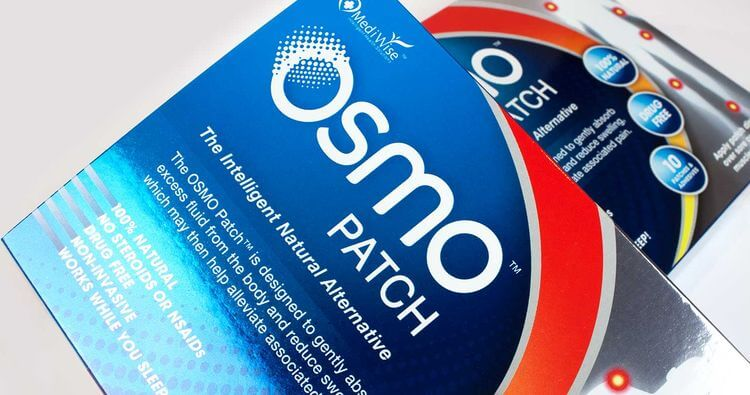 OSMO Patch 2 Pack