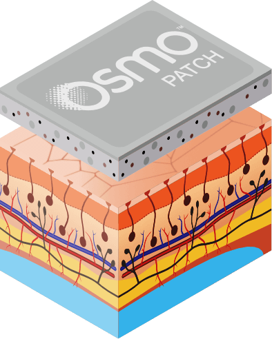 OSMO Patch - How it works - step 1